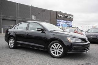 Used 2017 Volkswagen Jetta Édition Wolfsburg 1.4 TSI 4 portes BA for sale in St-Hyacinthe, QC