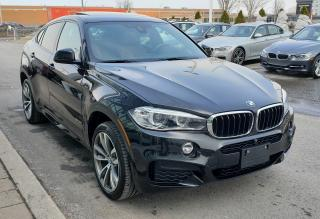 Used 2016 BMW X6 Xdrive35i The Pretty for sale in Dorval, QC