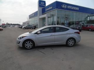 Used 2015 Hyundai Elantra Berline 4 portes, boîte automatique, GL for sale in Joliette, QC
