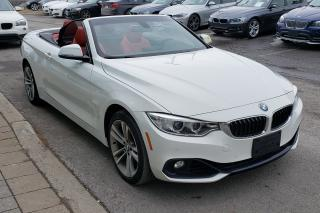 Used 2015 BMW 428i Xdrive Hard Top Drop for sale in Dorval, QC