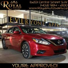 Used 2017 Nissan Altima 2.5 SV for sale in Calgary, AB
