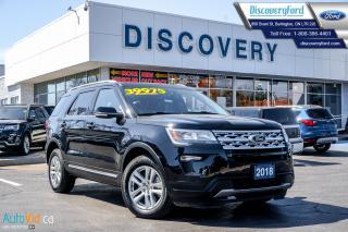 Used 2018 Ford Explorer XLT for sale in Burlington, ON