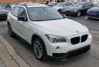 Used 2015 BMW X1 Xdrive28i The To Rule for sale in Dorval, QC