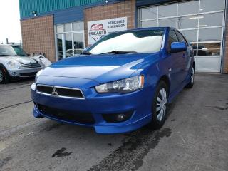 Used 2009 Mitsubishi Lancer for sale in St-Eustache, QC