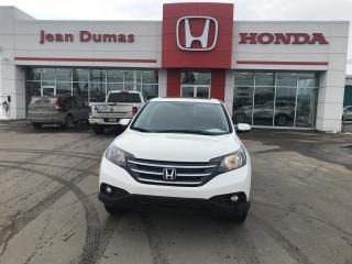 Used 2014 Honda CR-V Traction intégrale 5 portes EX for sale in St-Félicien, QC