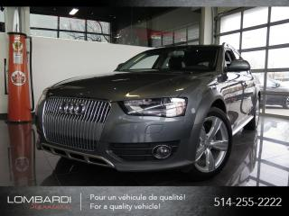 Used 2015 Audi A4 ALLROAD|PROGRESSIV|CAM|NAVI| for sale in Montréal, QC
