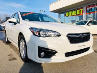Used 2017 Subaru Impreza Touring for sale in Lévis, QC