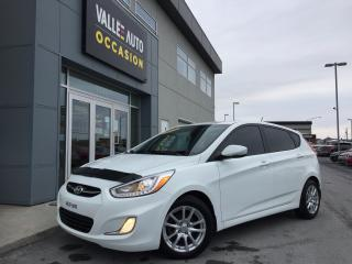 Used 2015 Hyundai Accent Gls Sièges for sale in St-Georges, QC