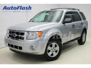 Used 2012 Ford Escape XLT AWD V6 for sale in St-Hubert, QC