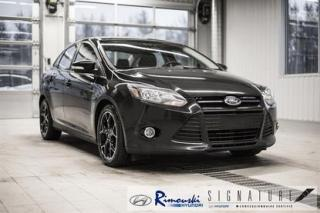 Used 2014 Ford Focus SE CHEZ RIMOUSKI for sale in Rimouski, QC