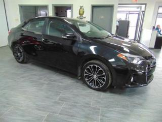 Used 2015 Toyota Corolla S for sale in Châteauguay, QC