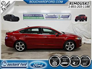 Used 2013 Ford Fusion SE for sale in Rimouski, QC