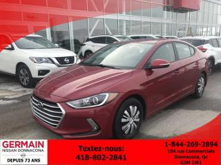 Used 2017 Hyundai Elantra Gls - Sièges for sale in Donnacona, QC