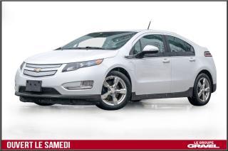 Used 2015 Chevrolet Volt Cuir - Nav - Sièges for sale in Ile-des-Soeurs, QC