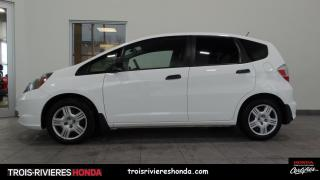 Used 2013 Honda Fit DX-A for sale in Trois-Rivières, QC