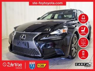 Used 2016 Lexus IS 300 F3 T.ouvrant, Cuir for sale in Québec, QC