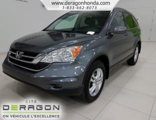 Used 2011 Honda CR-V Ex-L+t.ouvrant+awd+s for sale in Cowansville, QC