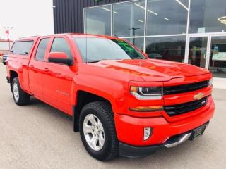 Used 2016 Chevrolet Silverado 1500 LT w/1LT for sale in Ingersoll, ON
