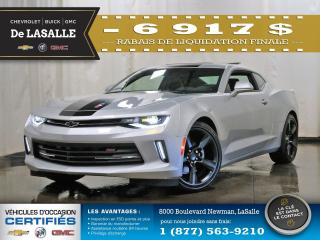 Used 2018 Chevrolet Camaro LT for sale in Lasalle, QC
