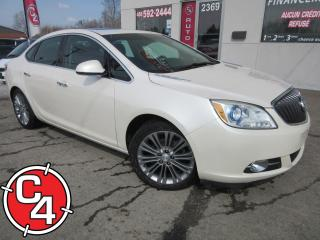 Used 2012 Buick Verano CUIR for sale in St-Jérôme, QC