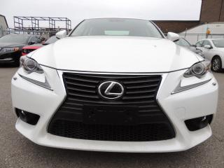 Used 2015 Lexus IS 250 NAVI, BACK UP CAMERA, HEATED SEATS for sale in Mississauga, ON
