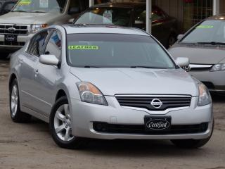 Used 2009 Nissan Altima 2.5SL, LEATHER, NO-ACCIDENTS, ALLOYS, FULLY LOADED for sale in Mississauga, ON
