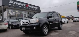 Used 2011 Honda Pilot Touring | Accident Free | 4 WD| Bluetooth for sale in Markham, ON