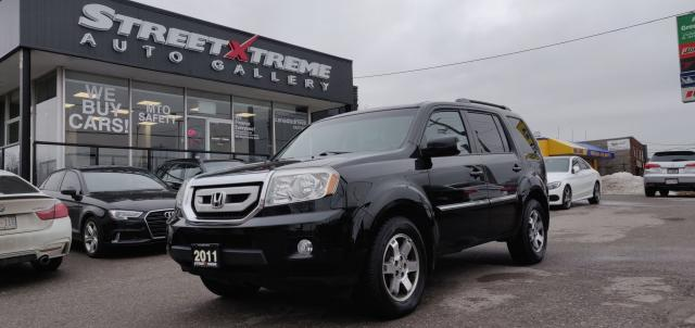 2011 Honda Pilot Touring | Accident Free | 4 WD| Bluetooth
