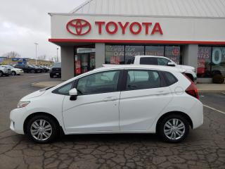 Used 2016 Honda Fit LX for sale in Cambridge, ON