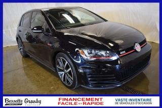 Used 2015 Volkswagen Golf GTI Toit, Caméra for sale in Granby, QC