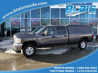Used 2011 Chevrolet Silverado 1500 LT 2500HD DURAMAX for sale in Ste-Marie, QC