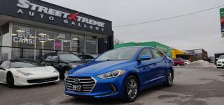 Used 2017 Hyundai Elantra SE for sale in Markham, ON