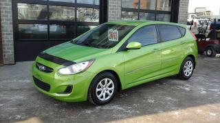 Used 2013 Hyundai Accent 2013 Hyundai - 5dr for sale in Sherbrooke, QC