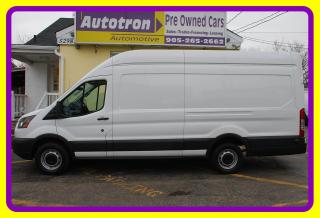 Used 2017 Ford Transit 250 EXT. EL HIGH ROOF Loaded for sale in Woodbridge, ON