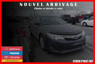 Used 2013 Toyota Camry Le Sieges Ch for sale in Drummondville, QC