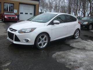 Used 2012 Ford Focus Hayon 5 portes Titane for sale in St-Sulpice, QC