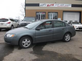 Used 2007 Saturn Ion Berline 4 portes, boîte automatique, Ion for sale in St-Sulpice, QC