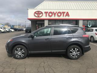 Used 2017 Toyota RAV4 LE AWD for sale in Cambridge, ON