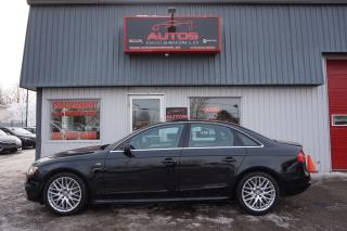 Used 2014 Audi A4 Progressiv Plus + S for sale in Lévis, QC