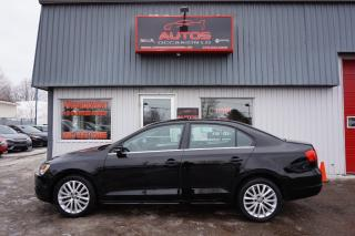 Used 2012 Volkswagen Jetta 2.0 TDI Highline DSG for sale in Lévis, QC