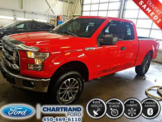 Used 2017 Ford F-150 Cabine Super 4RM 145 po XLT for sale in Laval, QC