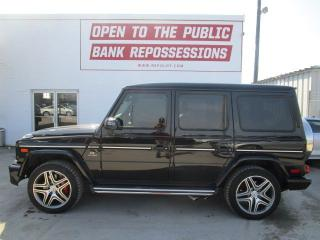 Used 2016 Mercedes-Benz G-Class G63 AMG for sale in Toronto, ON