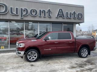 Used 2019 RAM 1500 Laramie Longhorn cabine d'équipe 4x4 cai for sale in Alma, QC