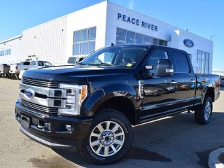 New 2019 Ford F-350 Super Duty SRW Limited 4x4 SD Crew Cab 160.0 in. WB for sale in Peace River, AB