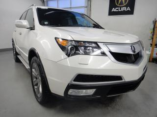 Used 2010 Acura MDX Elite Pkg,FULLY LOADED,NAVI,7 PASS for sale in North York, ON