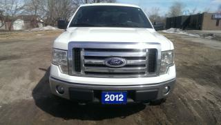 Used 2012 Ford F-150 XLT for sale in Cambridge, ON