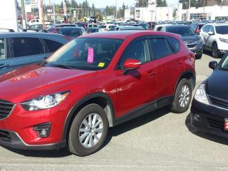 Used 2016 Mazda CX-5 GS for sale in Campbell River, BC