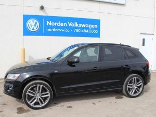 Used 2015 Audi SQ5 3.0T TECHNIK QUATTRO AWD - NAVI / LEATHER / SUNROOF for sale in Edmonton, AB