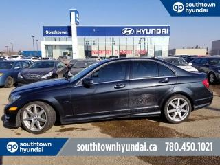 Used 2012 Mercedes-Benz C-Class C 350/AWD/LEATHER/SUNROOF for sale in Edmonton, AB