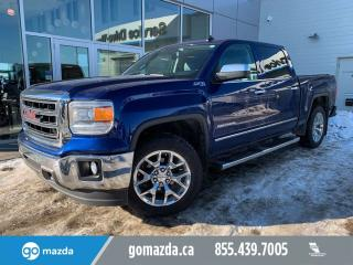 Used 2014 GMC Sierra 1500 SLT CREW 4X4 FULL LOAD ABSOLUTELY MINT CONDITION for sale in Edmonton, AB